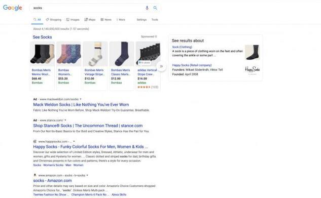 Google更改了搜索结果设计 却模糊了广告和自然搜索结果之间的界限